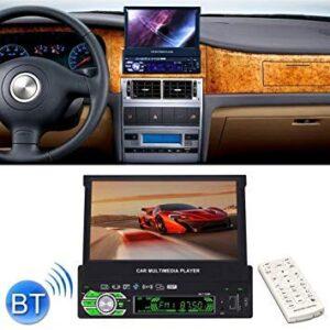 pazari4all.gr-Universal Οθόνη αυτοκινήτου υψηλής ευκρίνειας Bluetooth , GPS 1 DIN 7 ιντσών SD RK-7158B