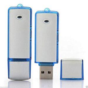 pazari4all.gr-Συσκευή Καταγραφικό Ήχου USB Stick Spy Flash Με Μνήμη 8GB