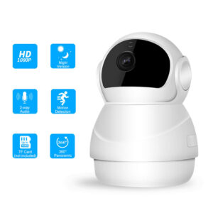 pazari4all.gr- IP Κάμερα 1920*1080P 2MP Wifi Εσωτερικού χώρου Wireless
