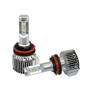 pazari4all.gr-Λάμπες LED X8 Σειρά 9600 Lumens Φωτισμός XSPEED H4-H7-H1-H11 6000k