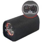 pazari4all.gr-Αυτοενισχυόμενο Subwoofer Αυτοκινήτου Bluetooth 90W USB/SD/AUX/Fm Mp3 Multimedia Player Ηχείο 12/220V - RCA με Τηλεχειριστήριο