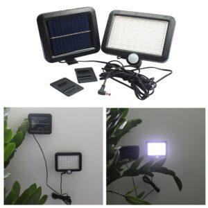 pazari4all.gr-Αυτόνομο Ηλιακό Φωτιστικό 10W 900lm Solar Motion Light SL-F56
