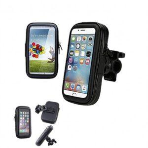 pazari4all.gr-Ανθεκτική βάση κινητού για ποδήλατο / μηχανή