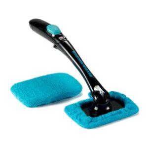 pazari4all.gr-Συσκευή Καθαρισμού με Σύστημα Ψεκασμού για το Παρμπρίζ του Αυτοκινήτου Windshield Wizard