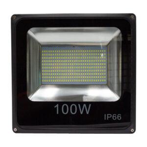 pazari4all.gr-Αδιάβροχος εξώτερικος προβολέας LED λευκό φως 100W