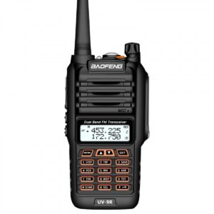 pazari4all.gr-Πομποδέκτης BaoFeng BF-UV9R 5W Tri-Band Radio Handheld Antenna Walkie Talkie, EU Plug