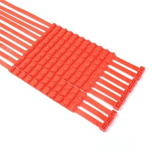pazari4all.gr-Πλαστικές επαναχρησιμοποιήσιμες αλυσίδες χιονιού για το αυτοκίνητο σετ 10 τεμ OEM