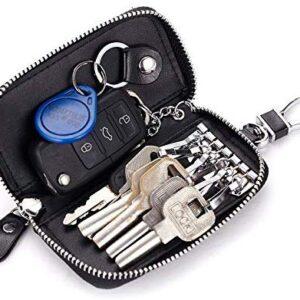 pazari4all.gr-Κλειδοθήκη από δέρμα Baydow BD-020 με 6Ανθεκτικούς γάντζους