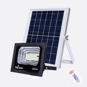 pazari4all.gr-Σύστημα ηλιακού φωτισμού Solar Auto FloodLight 300W CL-750s