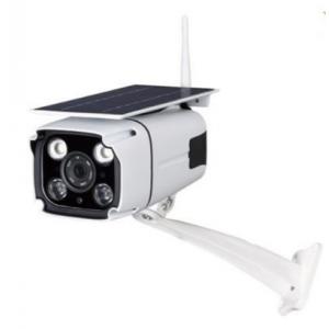 pazari4all.gr-Ηλιακή Αδιάβροχη Ασύρματη IP WiFi Κάμερα Full HD 1080p P2P με Νυχτερινή Λήψη, Ανιχνευτή Κίνησης, Ειδοποίηση στο Κινητό, Μικρόφωνο, Ηχείο, & Micro SD