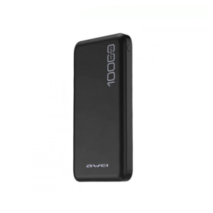 pazari4all.gr-Power Bank Awei P28K (10,000mAh) – Μαύρο