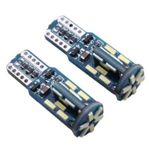pazari4all.gr-Ψείρες LED t10 30smd can bus w5w 6w 6500k