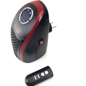 Μίνι φορητό ηλεκτρικό αερόθερμο 400W με τηλεκοντρόλ ΟΕΜ