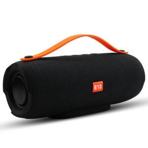 pazari4all.gr-Φορητό Ασύρματο Ηχείο Bluetooth E13 - Μαύρο