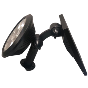 pazari4all.gr-Ηλιακός Προβολέας RGB LED