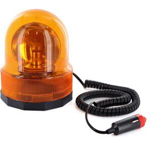 Προειδοποιητική λυχνία φάρος 12V Πορτοκαλί ΟΕΜ