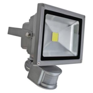 Προβολέας LED Αδιάβροχος με Ανιχνευτή Κίνησης 20W