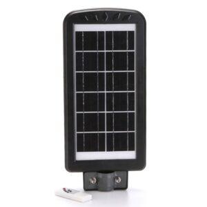 pazari4all.gr-Ηλιακός προβολέας δρόμου solar street light 30w GDPLUS GD-66-A