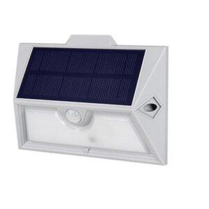 pazari4all.gr-Ηλιακό προβολάκι με αισθητήρα κίνησης και τηλεχειριστήριο 9 LED