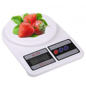 pazari4all-Ζυγαριά κουζίνας ηλεκτρονική 7 κιλών OEM SF-400