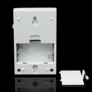 pazari4all.gr-Μοντέρνο φορητό ασύρματο κουδούνι 2 τεμαχιων με 32 τόνους κλήσης