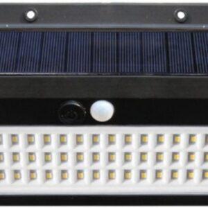pazari4all.gr-Ηλιακό φωτιστικό 48LED τοίχου με ανιχνεύση κίνησης SL-303
