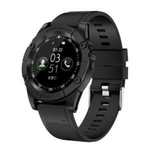 pazari4all.gr-Ρολόι Smartwatch WEGI SW98 Μαύρο με Ελληνική γλώσσα