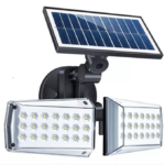 pazari4all.gr-Ηλιακός προβολέας εξωτερικού χώρου με αισθητήρα κίνησης 15w IP 65 αδιάβροχο