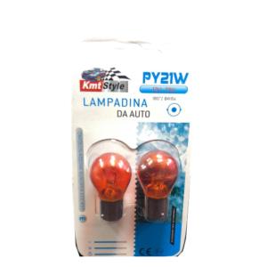 Λάμπες PY21W πορτοκαλί φλάς 12v 21w Kmt style-pazari4all.gr