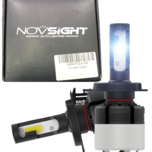 Pazari4all.gr-Novsight LED Λάμπες 72W 9000LM 6500K H4.