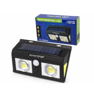 pazari4all.gr-Εξωτερικός ηλιακός προβολέας με Αισθητήρα κίνησης