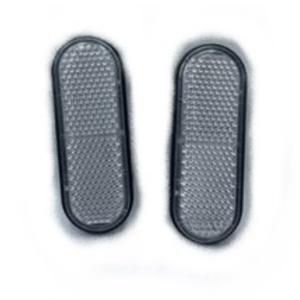 pazari4all.gr-Ανακλαστήρες LED slim Φώτα Όγκου Φορτηγών Λευκό