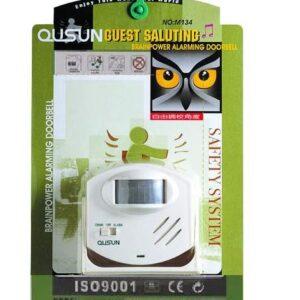 Ειδοποιητης εισοδου - Αισθητηρας κινησης πορτας με ομιλια και ηχο Qusun Guest Alarm D019 Professional-pazari4all.gr