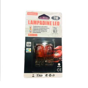 pazari4all.gr-Λάμπες Led T20 πορτοκαλί φλάς.