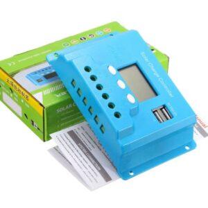 Ψηφιακός ρυθμιστής φόρτισης για φωτοβολταϊκά panel IDH 20A ΟΕΜ-pazari4all.gr