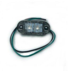 pazari4all-Led Φώτα Όγκου Φορτηγών IP66 Πράσινο 12v/24v - ΟΕΜ