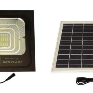 pazari4all.gr-- Υλικό: Σχεδιασμός αλουμινίου - Ισχύς LED: 200W Πάνελ