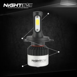 NIGHTEYE Led H7 Λάμπες οχημάτων 12-24v ORIGINAL-pazari4all.gr