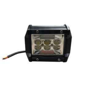 Προβολέας LED 36watt λευκό και μπλέ κόκκινο strobe-pazari4all.gr
