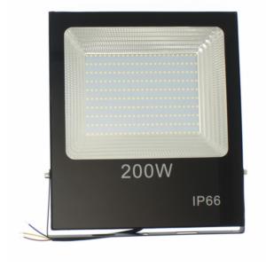 pazari4all.gr-LED αδιάβροχος προβολέας super slim 200W 220V 250 SMD 15000LM 6500K IP66 OEM