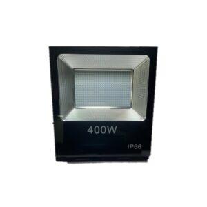 pazari4all.gr-LED αδιάβροχος προβολέας super slim 400W 220V 520 SMD 25000LM 6500K IP66 OEM