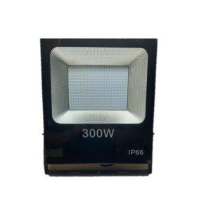 pazari4all.gr-LED αδιάβροχος προβολέας super slim 300W 220V 400 SMD 20000LM 6500K IP66 OEM