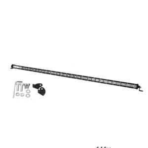 pazari4all.gr-Προβολέας μπάρα LED SLIM Στεγανός 144W 6000K (ΨΥΧΡΟ) 10800Lm IP67 12V/24V - ΟΕΜ