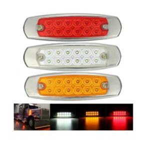 pazari4all.gr-Φώτα όγκου 24 volt σε πορτοκαλί ΟΕΜ