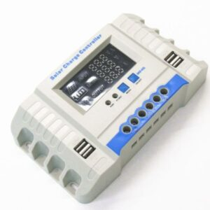Ρυθμιστής φόρτισης φωτοβολταικών 30 ampere & οθονη Lcd 12/24V MG2430Z-3-pazari4all.gr