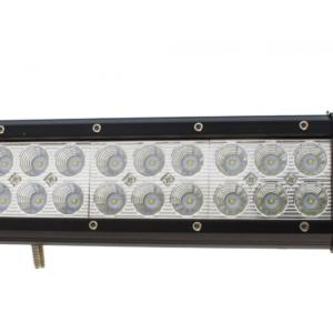 LED combo αδιάβροχος κατευθυντικός διασποράς προβολέας μπάρα 54W 18 SMD 12V/24V DC 4860LM 6000K IP67 για βάρκες τρακτέρ φορτηγά αυτοκίνητα YN-WORK-54W-pazari4all.gr