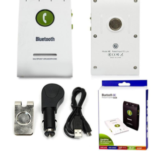 Bluetooth 6E αυτοκινήτου με μεγάφωνο-μικρόφωνο ΟΕΜ-Pazari4all.gr
