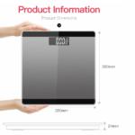 pazari4all.gr-Ψηφιακή ηλεκτρονική ζυγαριά βάρους 180 κιλών