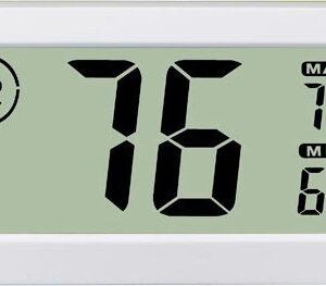 pazari4all.gr-Θερμόμετρο-υγρασιόμετρο χώρου ψηφιακό DC206