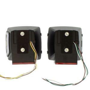 Σετ βυθιζόμενα φανάρια στοπ πορείας όγκου για φορτηγό 12V/24V 26 SMD IP68 2 τεμ. TRL03-pazari4all.gr